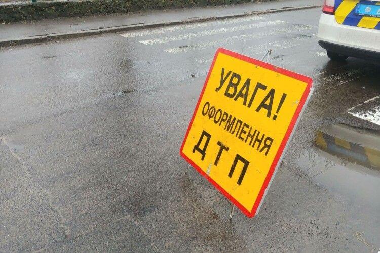 39-річний водій скалічився у ДТП на Горохівщині