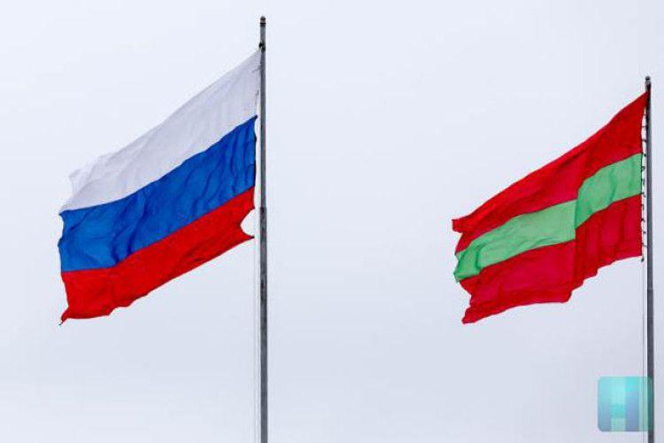 Прапор Кремля став державним у Придністров'ї