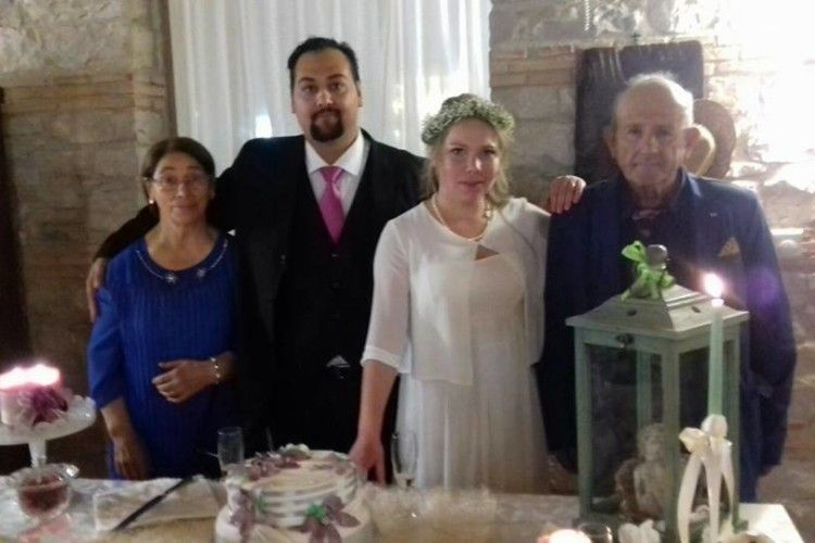 Італієць пустив кулю всерце дружині-українці, апотім — ісобі