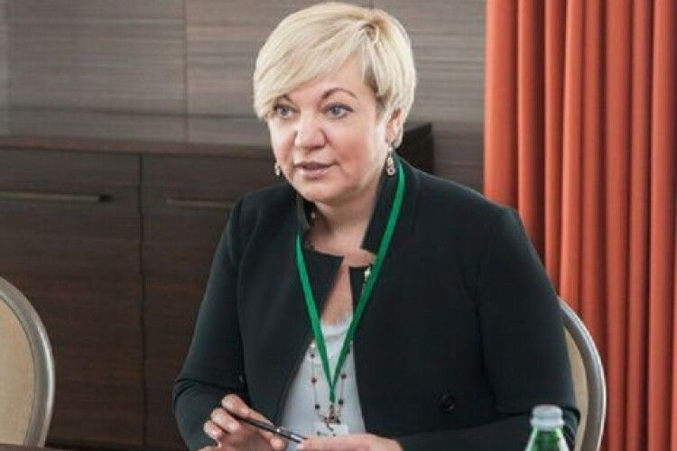 Гонтарева заявила, що в Києві спалили автомобіль її невістки