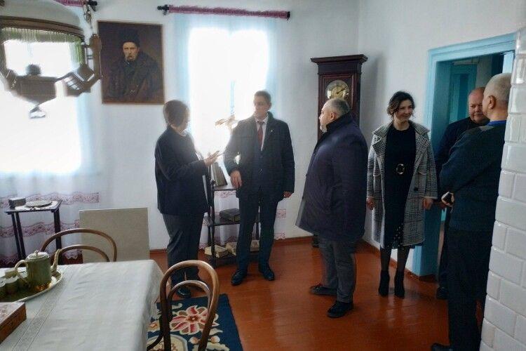 У Колодяжному стартувала конференція до150-річчя з дня народження Лесі Українки