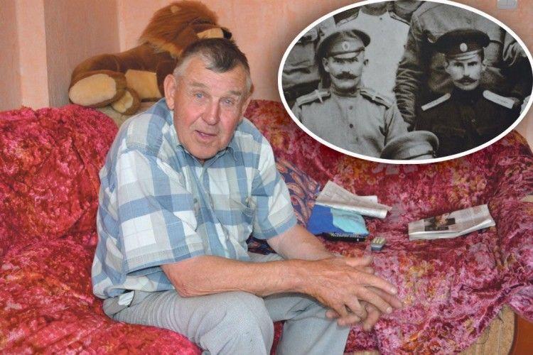 «Мій дід заховав бібліотеку В'ячеслава Липинського»