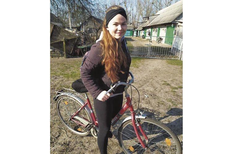 Сімейній лікарці вже нетреба крутити педалі (Фото, Відео)