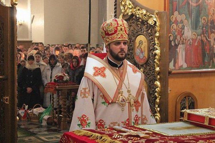 Архієпископ Іларіон видав розпорядження щодо поминань за богослужіннями у храмах Рівненщини