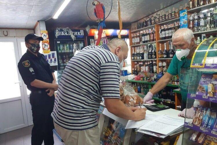 У Володимирі-Волинському наїхали на трьох підприємців