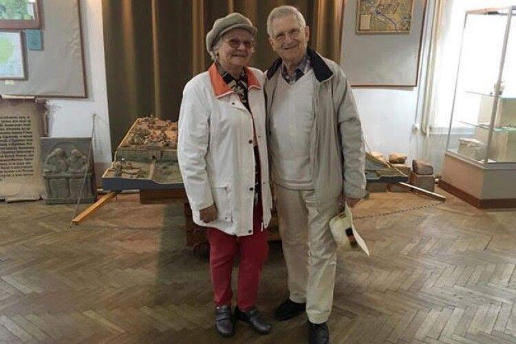 Гості з Австрії побували у Володимир-Волинському музеї