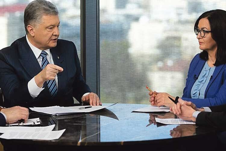 Петро Порошенко: «Ті, хто зірвав програму харчування вармії, мають зацевідповісти»