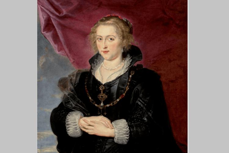 Портрет родички Рубенса виставили за 3 мільйони фунтів стерлінгів