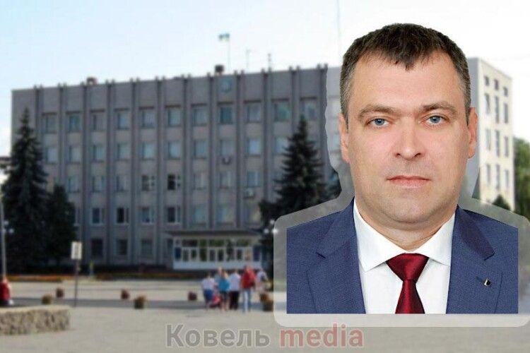 У голови Ковельської РДА з'явився новий заступник – родом з Луганська