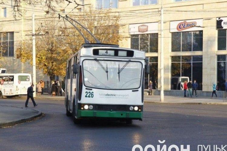 У лютому Луцьк підпише контракт на постачання 30 тролейбусів