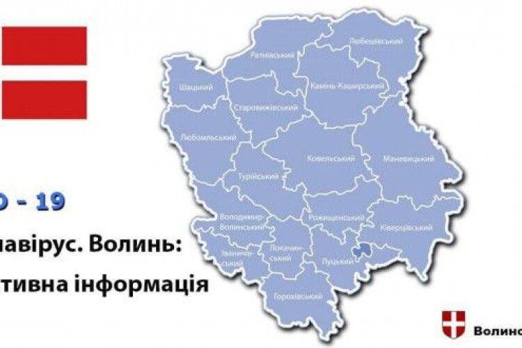 Covid-19 на Волині: одна смерть у Нововолинську та  230 нових випадків захворювання