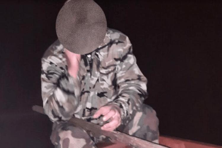 Волиняни попалися на незаконному вилові риби