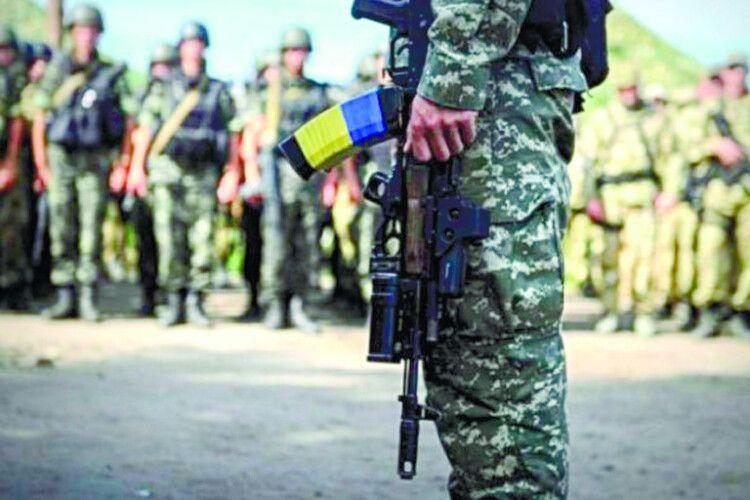 У Харкові молоді військові балділи під «За Россию исвободу доконца»