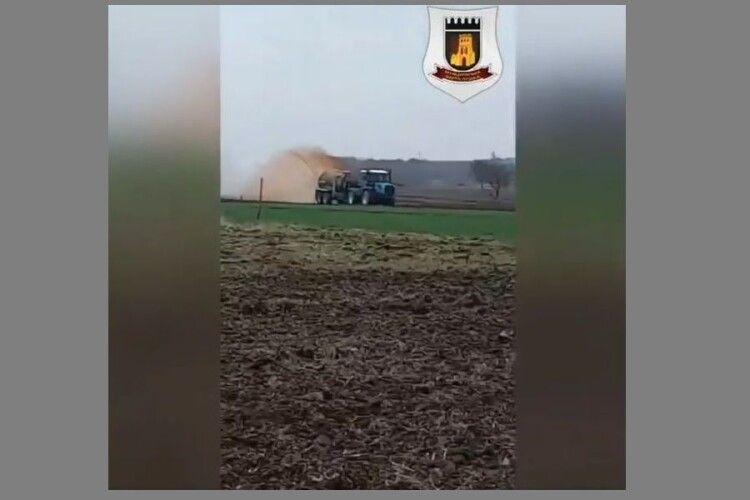 Стало відомо, чому в Луцьку вчора смерділо (Відео)