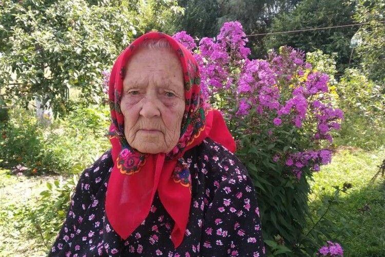 Баба Димна описала століття життя її рідного села