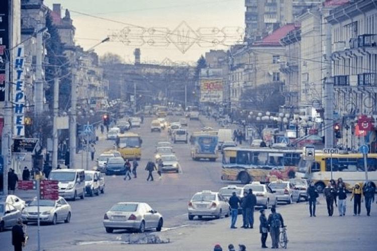 В центрі Луцька може з'явитися вулиця національних героїв