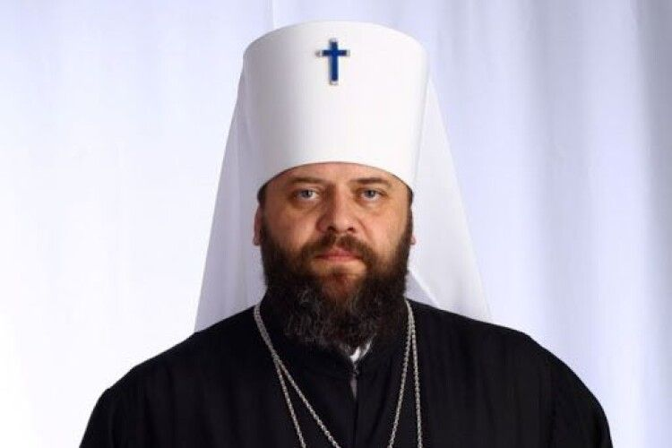 Волинський митрополит привітав багатодітну матір