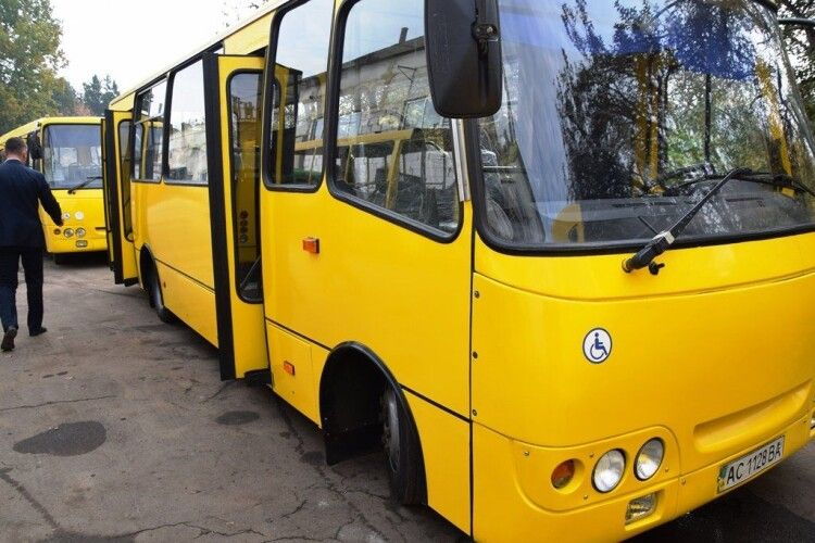 Незрячі нарікають, що в Луцьку погано працює озвучення в маршрутках