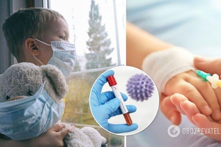 Помер 3-річний хлопчик, котрий після коронавірусу перестав ходити і говорити (Відео)