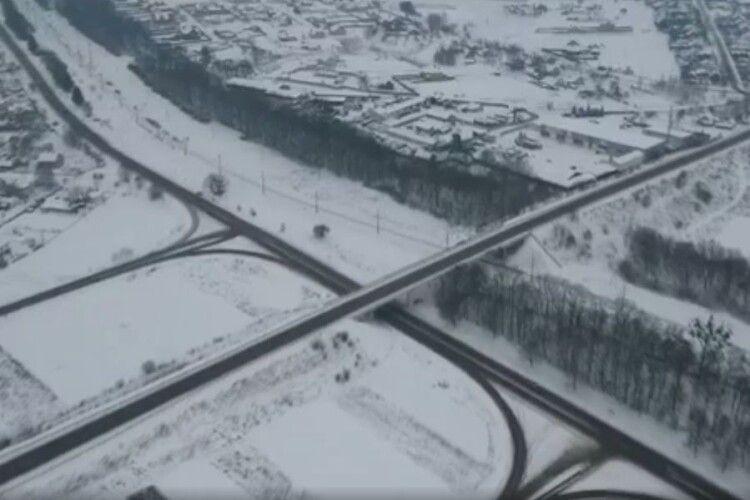 Минулого року на Волині відремонтували 107 кілометрів доріг