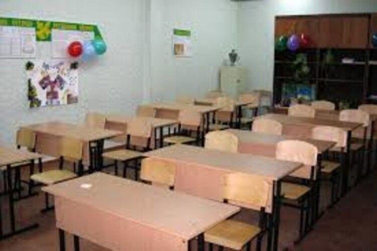 На Рівненщині школа – на карантині, але не через коронавірус