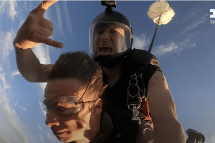 Світ навиворіт: лучанин допомагав у втілені божевільного експерименту Дмитра Комарова (Відео)
