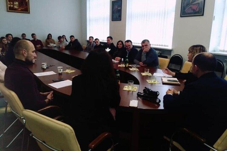 На Волині пройшла Міжнародна науково-практична конференція «Проблеми забезпечення прав і свобод людини»