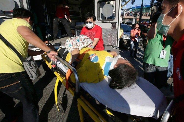 Два автобуси зіткнулися на Філіппінах: загинули 20 людей