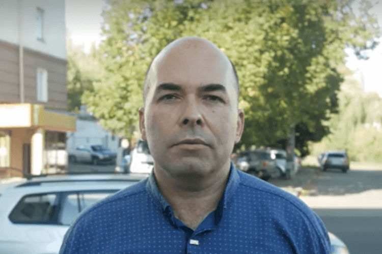 Лучанин подякував Богданові Шибі за вирішену проблему мешканців багатоповерхівки (Відео)