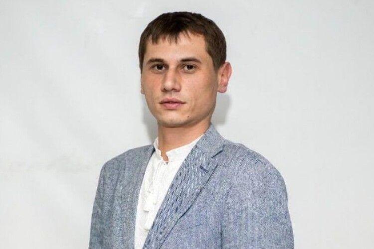 Головою Рівненської обласної ради став Сергій Кондрачук з «Європейської Солідарності»