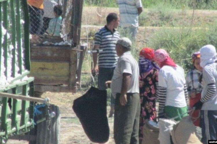 Упійманих без масок туркменів відправляють збирати бавовну – 20 кілограмів в день