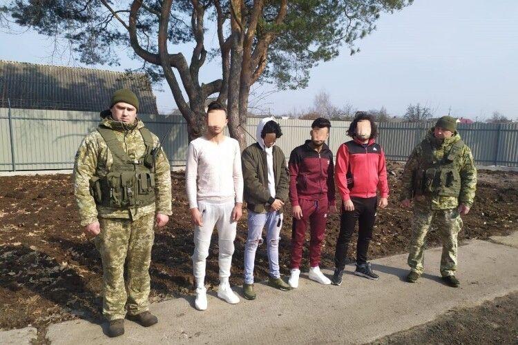 Мароканець перевозив нелегалів з Волині в Польщу (Фото)