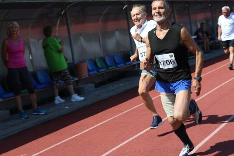 77-річний працівник Луцького НТУ переміг у міжнародних змаганнях