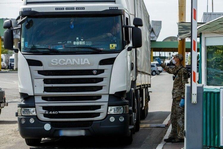 На кордоні з Польщею затримали іноземців-порушників (Фото)
