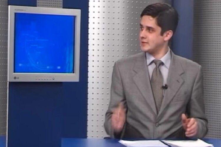 У депутати балотується навіть матюкливий журналіст, з якого свого часу реготала вся Україна (Відео 18+)