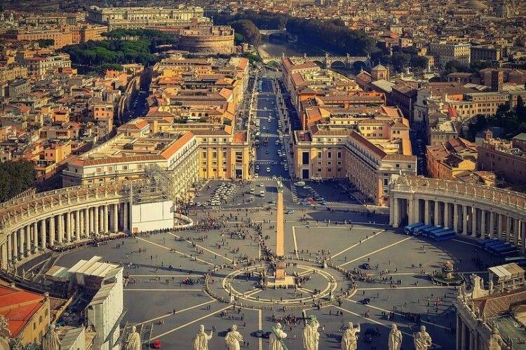 Ватикан створив екзарахт для українських греко-католиків в Італії