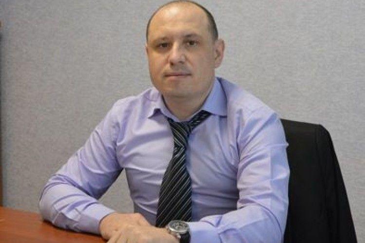 Офіційно представили нового начальника волинських слідчих