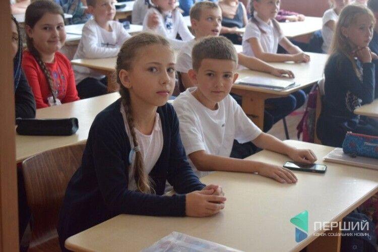 Як у Луцьку працюють школи і дитсадки в умовах пандемії