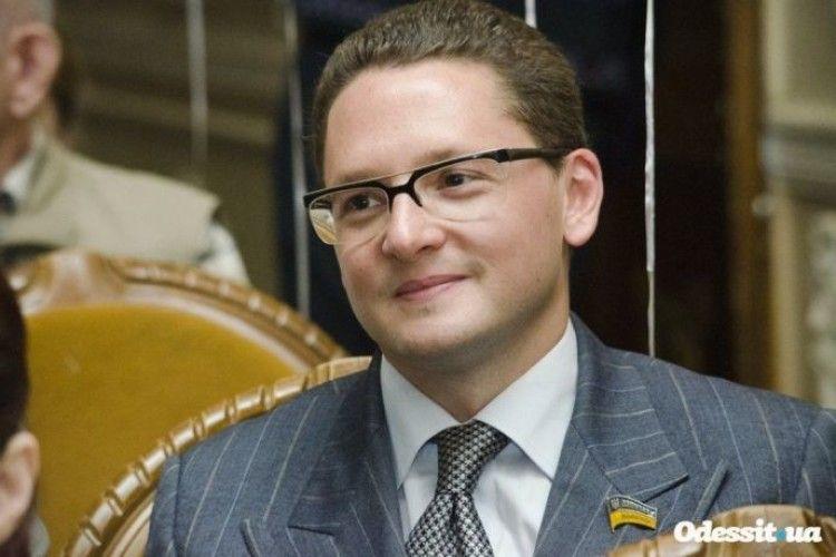 В аеропорту затримали заступника Труханова