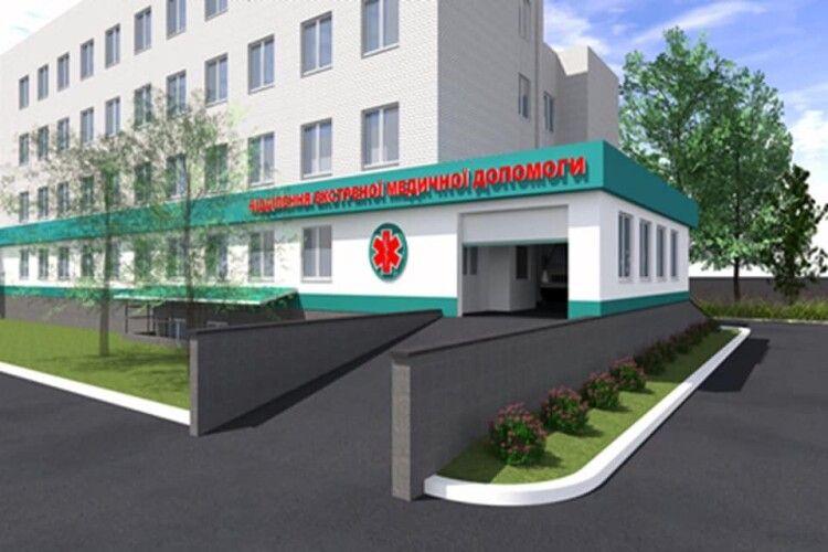 Стаціонарні телефони не працюють: як у Луцькій міській лікарні записатися на МРТ та СКТ