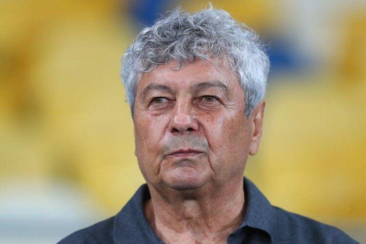 Мірча Луческу став найстаршим тренером в історії Ліги чемпіонів