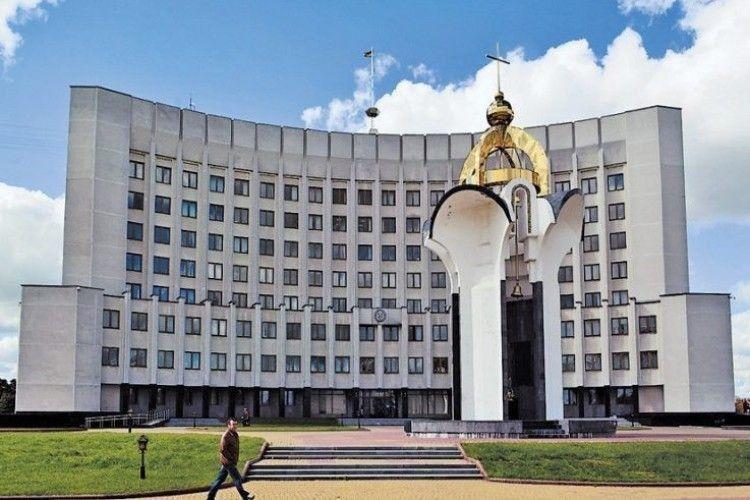 Рівніше за всіх: у Волинській обласній раді створили дві депутатські групи зі схожими назвами