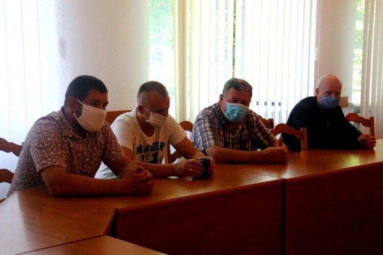 У Володимирі-Волинському сьогодні запрацює громадський транспорт