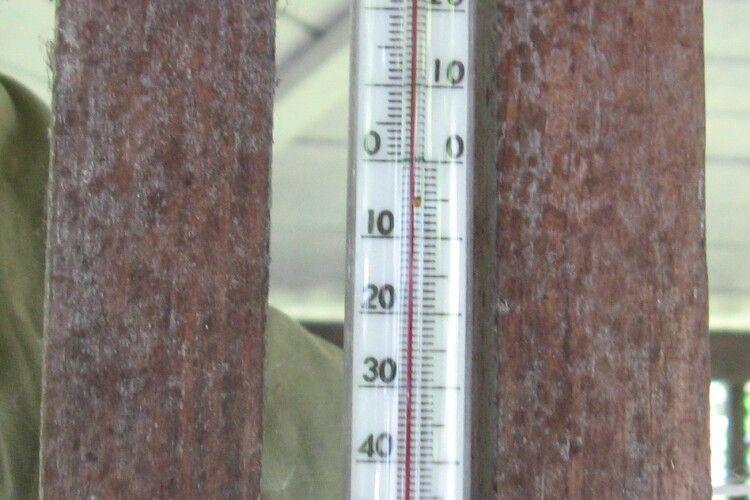 Тепліше, аніж в Криму та Одесі: в районі на Волині зафіксували температурні рекорди
