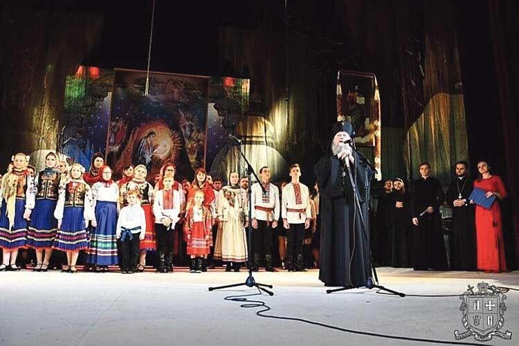 УЛуцьку 26–йБлагодійний різдвяний концерт проводив переможець «Голосу країни»