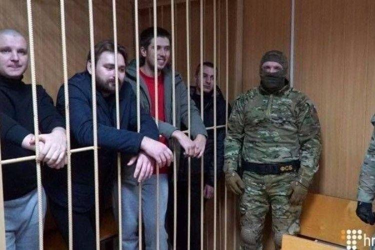Росія відмовляється обговорювати звільнення українських моряків