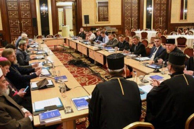 Навіщо релігійні лідери України зберуться в Рівному