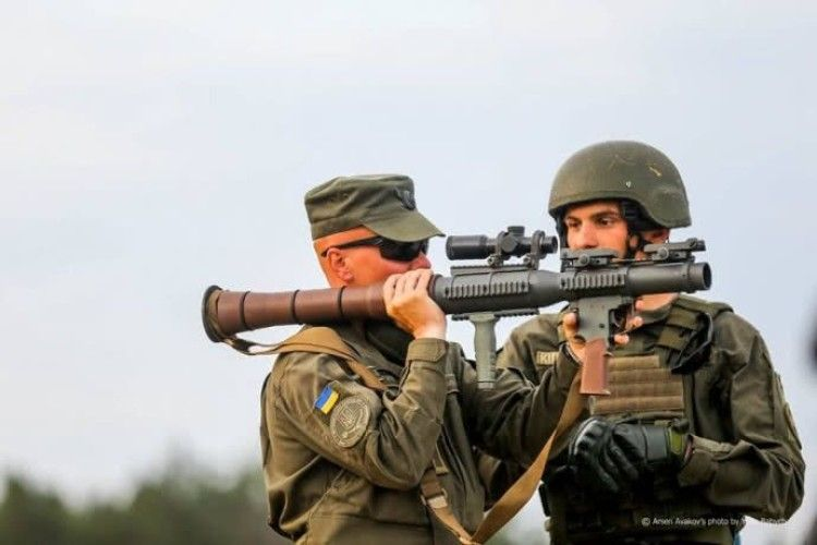 Нацгвардія одержала 500 протитанкових гранатометів американського виробництва
