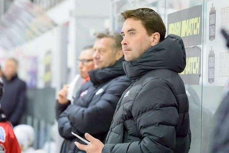 Подав у відставку головний тренер Національної збірної України з хокею