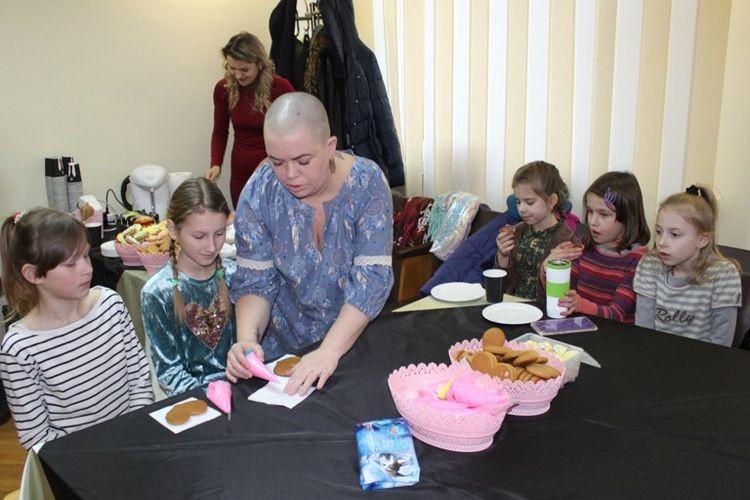 У Нововолинську презентували виставку печива